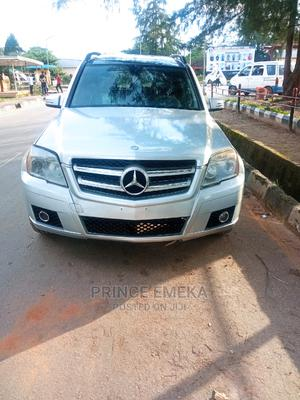 Mercedes-Benz GLK-Class 2012 350 Silver | Cars for sale in Anambra State, Awka