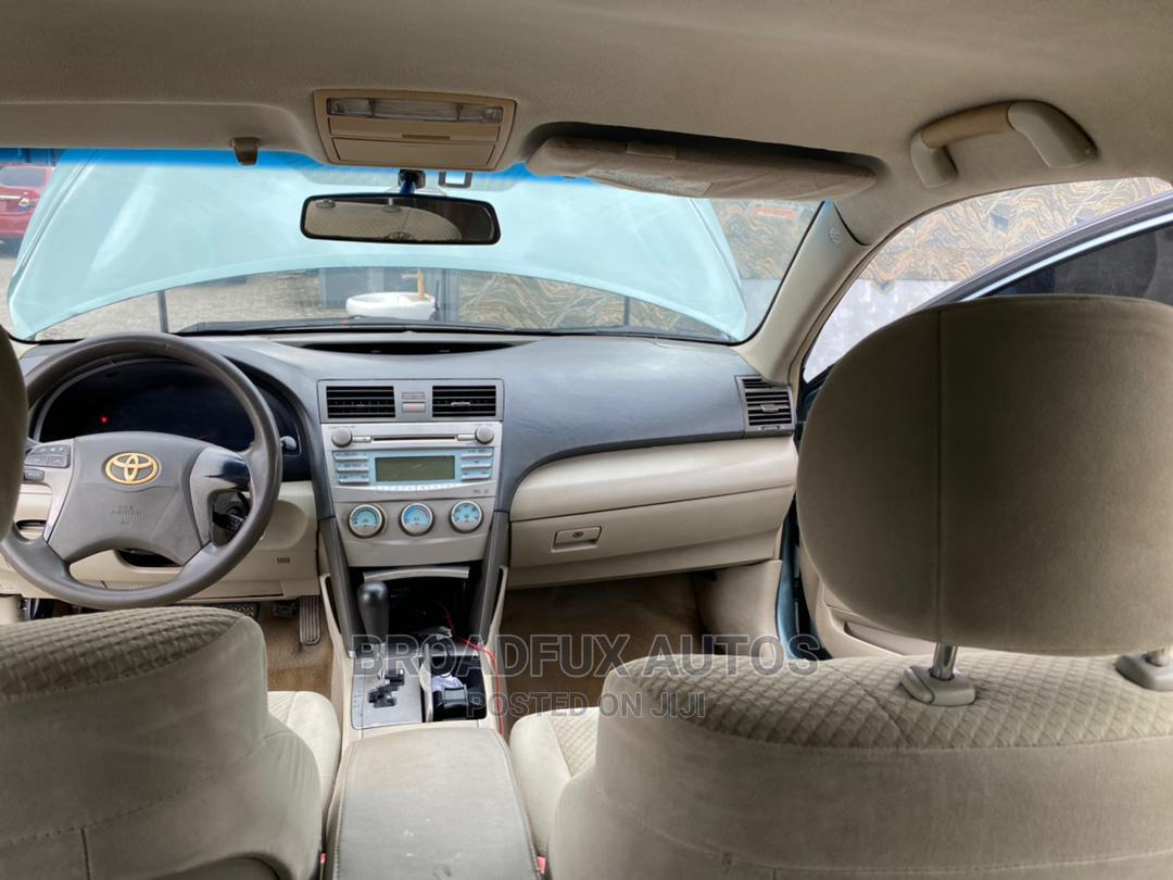 Toyota Camry 2007 Green | Cars for sale in Ajah, Lagos State, Nigeria