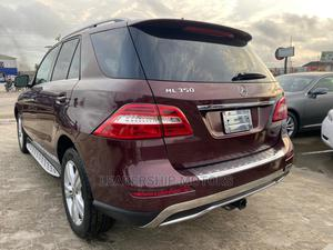 Mercedes-Benz M Class 2014 Red   Cars for sale in Lagos State, Ajah