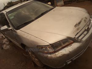 Honda Accord 2001 Silver   Cars for sale in Lagos State, Abule Egba