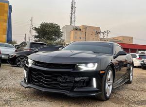 Chevrolet Camaro 2015 Black | Cars for sale in Abuja (FCT) State, Jahi