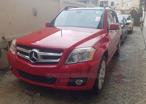Mercedes-Benz GLK-Class 2012 350 Red | Cars for sale in Lagos State, Amuwo-Odofin