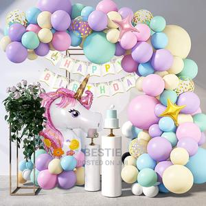 Unicorn Birthday Party Ballon Set   Party, Catering & Event Services for sale in Lagos State, Yaba