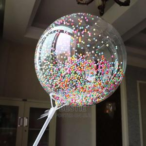 1 Giant Transperant Colorfull Ballon   Party, Catering & Event Services for sale in Lagos State, Yaba