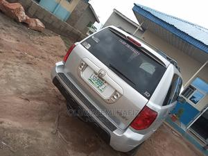 Honda Pilot 2004 EX 4x4 (3.5L 6cyl 5A) Silver | Cars for sale in Oyo State, Egbeda