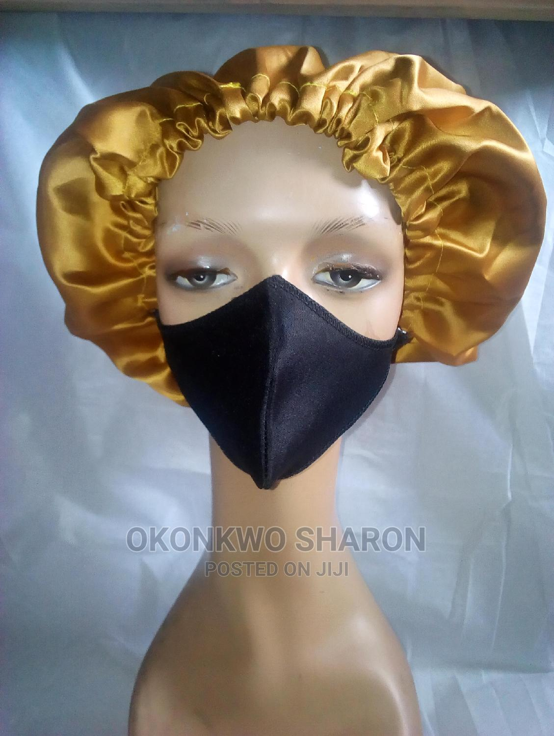 Best Quality of Silk N Satin Hair Bonnets in Wholesale   Clothing Accessories for sale in Wuse 2, Abuja (FCT) State, Nigeria