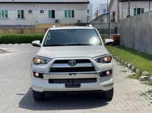 Toyota 4-Runner 2020 White   Cars for sale in Lagos State, Lekki
