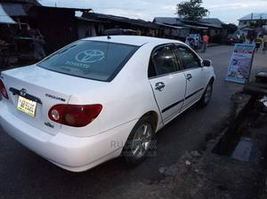 Toyota Corolla 2006 White   Cars for sale in Rivers State, Port-Harcourt