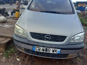 Opel Zafira 2004 1.6 Gray | Cars for sale in Ogun State, Abeokuta South