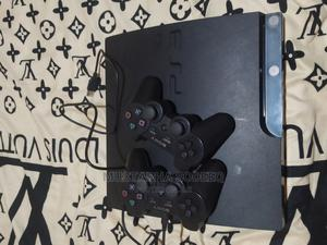 Slim Playstation 3 With 14 Games | Video Game Consoles for sale in Ogun State, Ado-Odo/Ota
