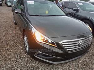 Hyundai Sonata 2015 Gray | Cars for sale in Abuja (FCT) State, Katampe
