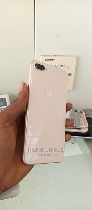 Apple iPhone 8 Plus 64 GB Rose Gold   Mobile Phones for sale in Lagos State, Ajah