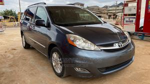 Toyota Sienna 2008 XLE Limited Blue | Cars for sale in Lagos State, Alimosho