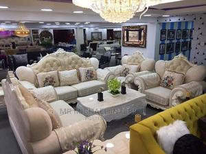 Complete Set by 7 Imported Turkish Royal Sofa Chair | Furniture for sale in Lagos State, Ajah