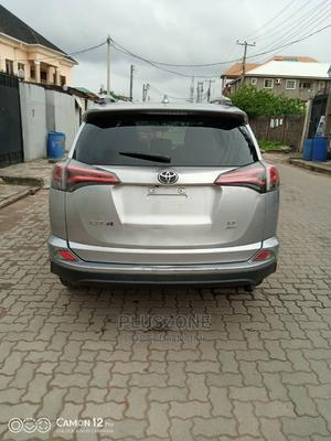 Toyota RAV4 2016 XLE AWD (2.5L 4cyl 6A) Silver | Cars for sale in Lagos State, Isolo