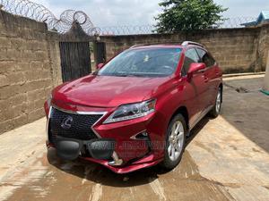 Lexus RX 2014 Red | Cars for sale in Lagos State, Ikorodu