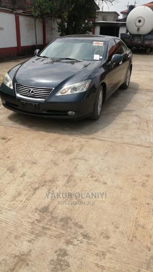 Lexus ES 2007 350 Black | Cars for sale in Lagos State, Isolo