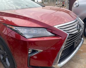 Lexus RX 2018 Red   Cars for sale in Oyo State, Egbeda