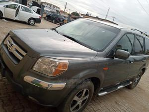Honda Pilot 2007 LX 4x4 (3.5L 6cyl 5A) Green | Cars for sale in Lagos State, Isolo