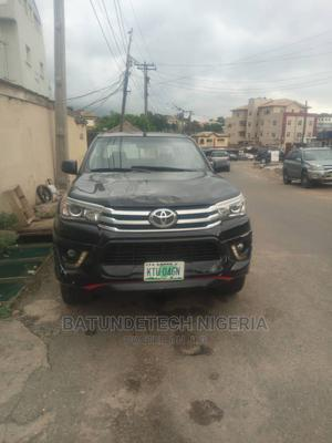 Toyota Hilux 2016 SR 4x4 Black | Cars for sale in Lagos State, Ikeja
