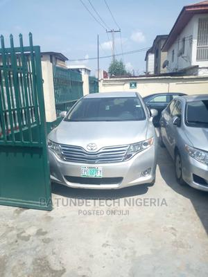 Toyota Venza 2010 V6 Silver | Cars for sale in Lagos State, Ikeja