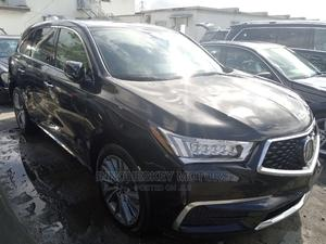 Acura MDX 2017 W/Advance Pkg SH-AWD Black | Cars for sale in Lagos State, Apapa