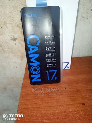 Tecno Camon 17P 128 GB Gray | Mobile Phones for sale in Edo State, Benin City