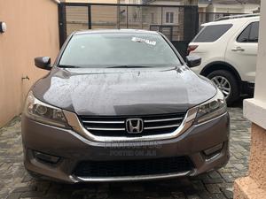 Honda Accord 2014 Gray   Cars for sale in Lagos State, Lekki