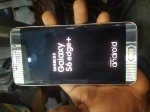 Samsung Galaxy S6 Edge Plus 32 GB Gold   Mobile Phones for sale in Lagos State, Ikeja
