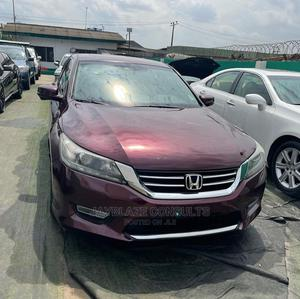 Honda Accord 2013 Red   Cars for sale in Lagos State, Agege