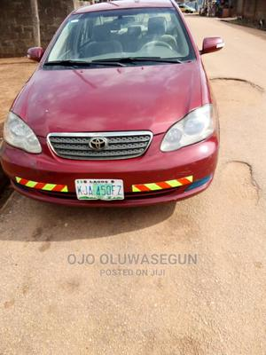 Toyota Corolla 2005 LE Red | Cars for sale in Kwara State, Ilorin West