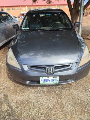 Honda Accord 2004 2.4 Type S Automatic Gray   Cars for sale in Abuja (FCT) State, Central Business District