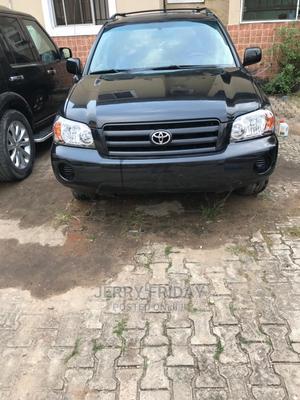 Toyota Highlander 2005 V6 Black | Cars for sale in Lagos State, Alimosho