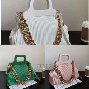 Luxury and Classy Wooden Women Handbag Is Avail for Sale | Bags for sale in Lagos State, Ajah
