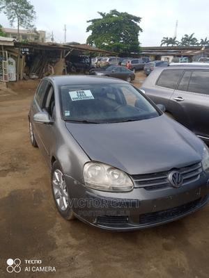 Volkswagen Golf 2006 Silver   Cars for sale in Lagos State, Ikeja