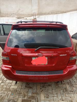 Toyota Highlander 2005 Red | Cars for sale in Ekiti State, Ado Ekiti