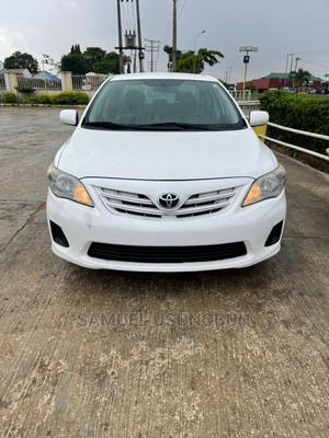 Toyota Corolla 2013 White | Cars for sale in Lagos State, Ikotun/Igando