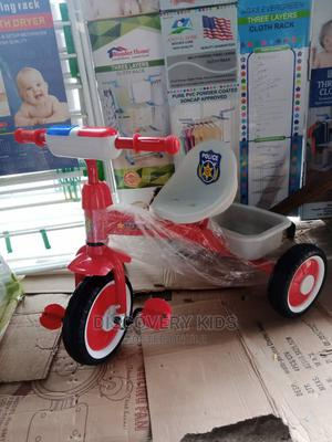 Police Tricycle for Kids Red | Toys for sale in Lagos State, Lagos Island (Eko)