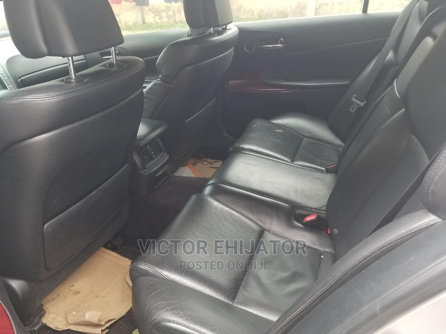 Lexus GS 2006 300 AWD Silver   Cars for sale in Magodo, Lagos State, Nigeria