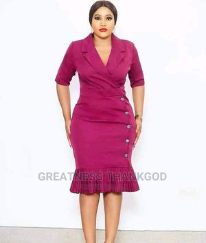 Nigeria Made Classic Gown   Clothing for sale in Lagos State, Yaba