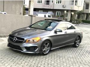 Mercedes-Benz CLA-Class 2015 Gray | Cars for sale in Lagos State, Ajah