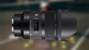 Sigma 35mm F/1.4 Dg Hsm Art Lens for Sony | Accessories & Supplies for Electronics for sale in Lagos State, Ikeja