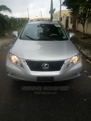 Lexus RX 2010 350 Silver | Cars for sale in Abuja (FCT) State, Gwarinpa