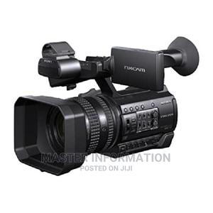 Sony HXR-NX100 Full HD NXCAM Camcorder   Photo & Video Cameras for sale in Lagos State, Ikeja