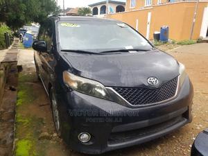 Toyota Sienna 2012 SE 8 Passenger Black | Cars for sale in Lagos State, Magodo