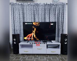 Sleek TV Console | TV Stand | Furniture for sale in Oyo State, Ibadan