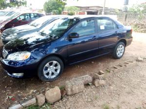Toyota Corolla 2006 1.6 VVT-i Blue   Cars for sale in Abuja (FCT) State, Karu