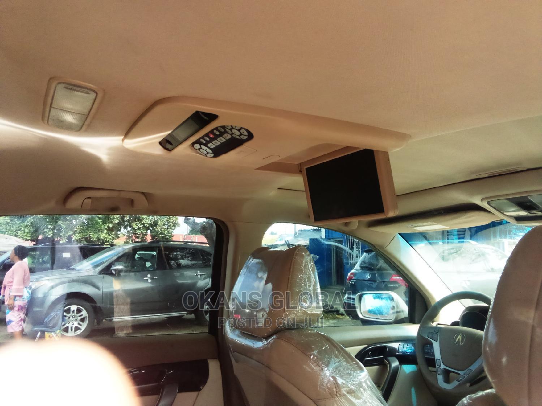 Honda Odyssey 2007 2.4 4WD Gray | Cars for sale in Apapa, Lagos State, Nigeria
