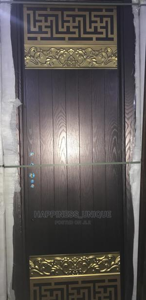 3ft Copper Bulletproof Design (Extra Height) | Doors for sale in Lagos State, Orile