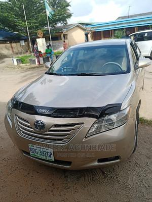 Toyota Camry 2007 Gold   Cars for sale in Lagos State, Surulere